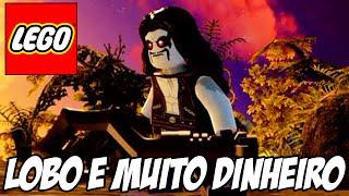 getlinkyoutube.com-Lego Batman 3 - LOBO e muito dinheiro
