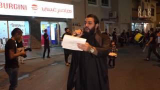 getlinkyoutube.com-يامحرم | حسين فيصل - زنجيل قرية الحجر 1438هـ