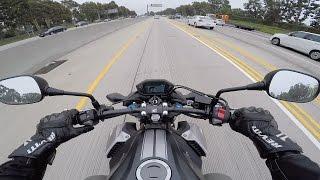 getlinkyoutube.com-MC Commute - 2016 Honda CB500F