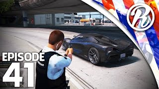 [GTA5] DURE AUTO WORDT GESTOLEN!! - Royalistiq   Nederlandse Politie #41 (LSPDFR 0.31)