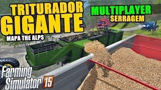 Super Desmatamento - Farming Simulator 2015 Multiplayer