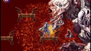 getlinkyoutube.com-Castlevania: Dawn of Sorrow - Final Boss: Menace
