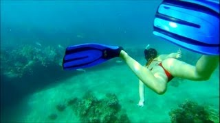 getlinkyoutube.com-Swimming Underwater Girls Full HD 1080p Edit Version