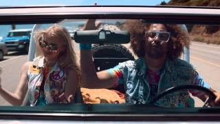 getlinkyoutube.com-Redfoo - Where the Sun Goes ft. Stevie Wonder (Official Video)