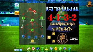 getlinkyoutube.com-เจาะแผน 4-1-3-2 สุดยอดแผนทีมมูลค่าน้อยคว้าดาวทอง FIFA ONLINE 3