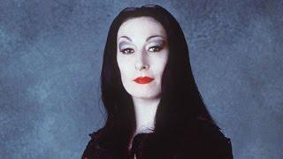 getlinkyoutube.com-GOTH ICON MAKEUP TUTORIAL - Morticia Addams