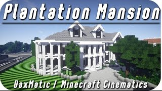 getlinkyoutube.com-Minecraft | Mansion #2 - Plantation | HD | Download