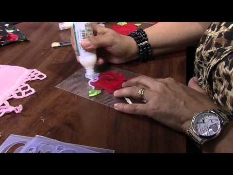 Mulher.com 08/05/13 - Adesivagem para o dia das mães Elaine Tanelli 1/2