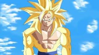 getlinkyoutube.com-Dragon Ball Z - Goku's Ultimate Form