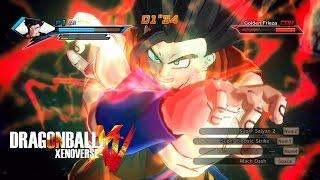 getlinkyoutube.com-Dragon Ball Xenoverse Ultimate Attacks / Super Attacks MODS- [Part 1]