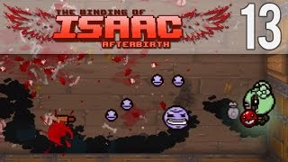 The Binding Of Isaac: Afterbirth Gameplay - Episode 13 - Soy Milk Knives