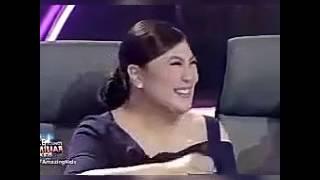 Elha as Sharon Cuneta: Your Face Sounds Familiar Kids - Bituing Walang Ningning