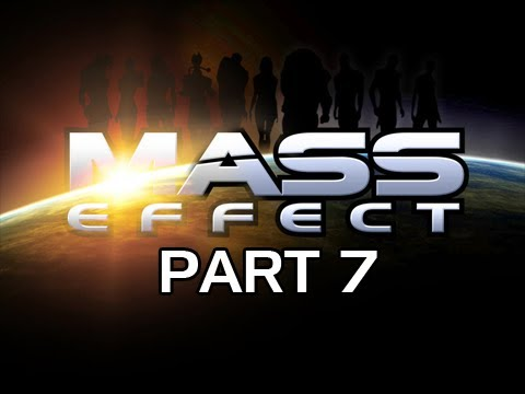 Mass Effect Gameplay Walkthrough - Part 7 Citadel Asari Consort  Let's Play