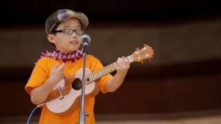getlinkyoutube.com-Aidan James - 8 year old covers Train, Hey Soul Sister!