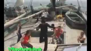 Vijay Fighting Scene From Sura