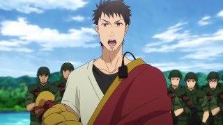 getlinkyoutube.com-TVアニメ『GATE(ゲート) 自衛隊 彼の地にて、斯く戦えり』 第2クールPV