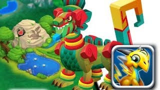 getlinkyoutube.com-How to breed Aztec Dragon 100% Real! Dragon City Mobile! wbangcaHD!