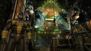 getlinkyoutube.com-Batman Return to Arkham City PS4 gameplay part 2 (with All Batsuits!)