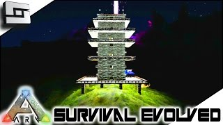 getlinkyoutube.com-ARK: Survival Evolved - TOWER BUILDING w/ MAZION! S2E51 ( Gameplay )