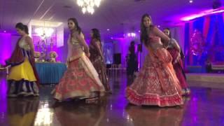 Bride Indian Wedding Dance