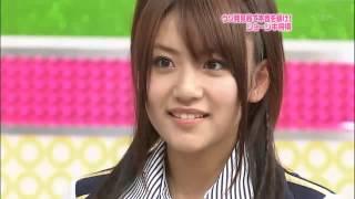 getlinkyoutube.com-AKB48 Shoujiki Shougi - Maeda Atsuko Vs Takahashi Minami