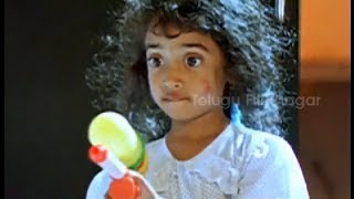 getlinkyoutube.com-Cutest Introduction Scene Ever - Little Soldiers Movie Comedy Scenes - Baby Kavya, Baladitya