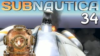 """getlinkyoutube.com-Subnautica Gameplay Ep 34 - """"HACKED ON TOP OF THE MOTHERSHIP!!!"""" 1080p PC"""