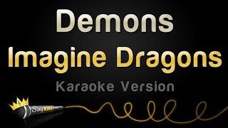 getlinkyoutube.com-Imagine Dragons - Demons (Karaoke Version)