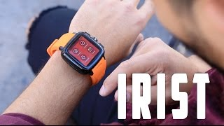 getlinkyoutube.com-iRist WatchPhone, Review en Español