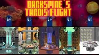 getlinkyoutube.com-Roblox Doctor Who: Tardis Flight