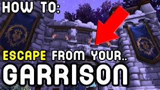 getlinkyoutube.com-HOW TO: Escape from your Garrison !!