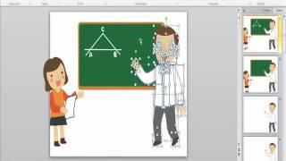 getlinkyoutube.com-كيفية تصميم صورة متحركة  ببرنامج PowerPoint