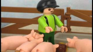 getlinkyoutube.com-Playmobil Zoo
