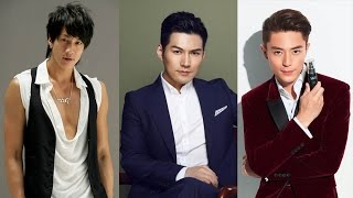 getlinkyoutube.com-Top 10 Popular Actors in China And Taiwan Part 1 | 10 Hottest Actors in 2016