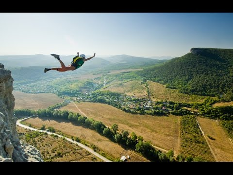 Insane BASE Jump Destinations