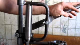 getlinkyoutube.com-Стойка для дрели своими руками