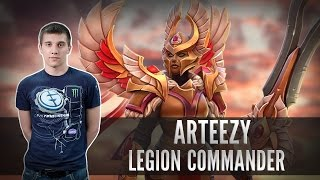 getlinkyoutube.com-Arteezy (Legion Commander) vs. COMPLEXITY GAMING @ NADota Elite League September