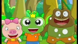 getlinkyoutube.com-Prince Frog - 青蛙王子之蛙蛙探險隊第22集