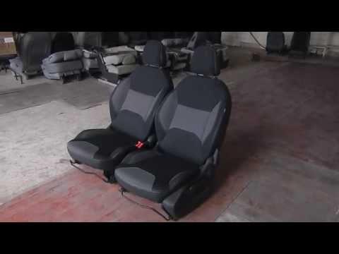 СС4-3 ... C4 - передние сиденья