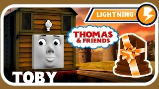 getlinkyoutube.com-Go Go Thomas & Friends - Game Speed Thomas Episodes HD :TOBY (Best Kids App IOS & Android)