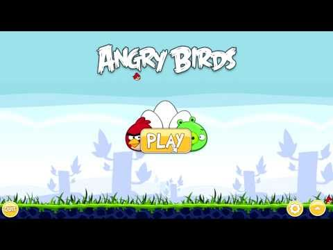 Angry Birds (PC) - First five levels (1080p)