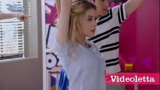 "getlinkyoutube.com-Violetta 3 English: Guys dance & Vilu sings ""Supercreativa"" in English"