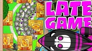 getlinkyoutube.com-Bloons TD Battles  ::  EPIC LATE GAME! MEGA BOOST SUPER MONKEYS!
