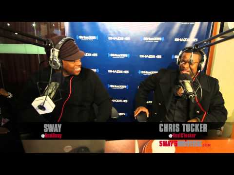 Chris Tucker Speaks on Michael Jackson & Michael Clarke Duncan Saving His Life on Tupac's Set