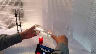 getlinkyoutube.com-Creator's Bottle Cutter: Square Bottle Cutting 101