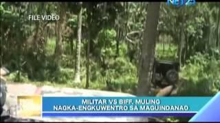 getlinkyoutube.com-New Encounter Between Military and BIFF