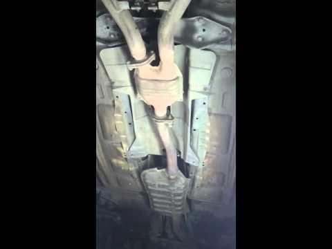 Конвульсии Subaru Tribeca при нагрузке на кардан