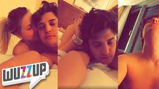 Liont SEX-BILDER auf Snapchat? - DieLochis mit Bruder vor Luder in den Charts - WuzzUp