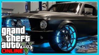 getlinkyoutube.com-GTA 5 Car Customization - UnderGlow & Bulletproof Windows, Heist DLC Armor & More! Q&A Thursday EP 2