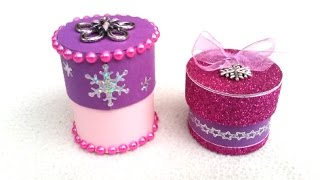 getlinkyoutube.com-Christmas JEWELRY gift box
